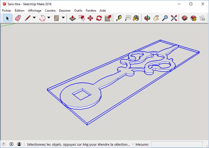 Ne jeter plus vos appareils, réparer les, en 3D-Enfin de la 3D, en 4 clicks
