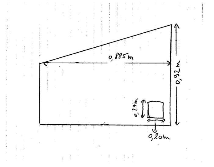 Arduino et Porte automatique de poulailler- Découpage et assemblage des pièces en bois