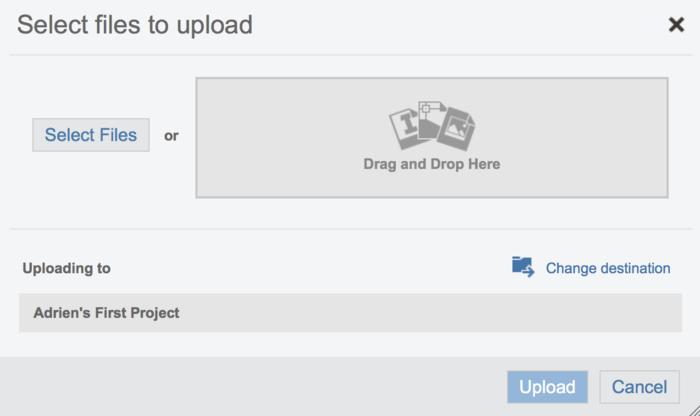 Support pour écran de PC fixe-Importer le projet dans Fusion360