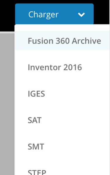 Support pour écran de PC fixe-Récupérer le fichier fusion 360