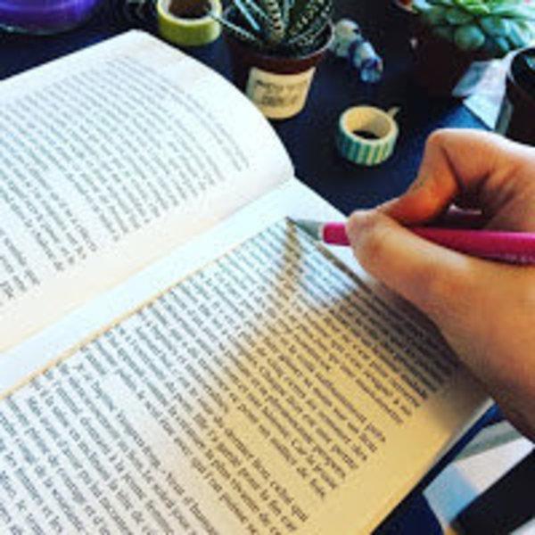 Le livre végétal-Découpage du livre