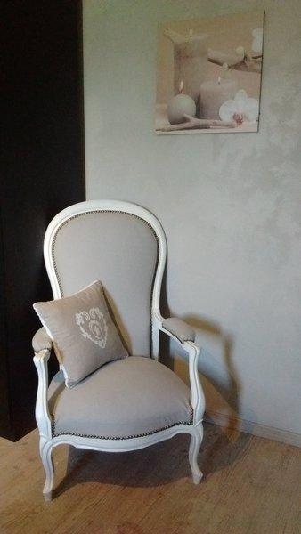 rénovation d'un vieux fauteuil voltaire | oui are makers
