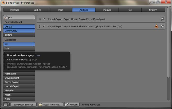 Extraire des modèles de jeux vidéos pour l'impression 3d-Transformation en fichier utilisable