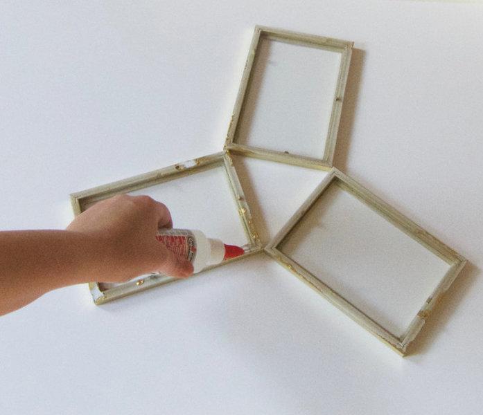 DIY Bougeoir Ambiance cocooning-Assembler et coller