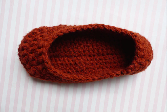 Diy - chaussons mignons au crochet-Le titre de votre étape ici