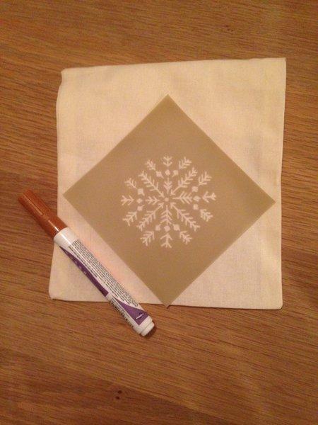 """Sacs cadeaux personnalisés """"Noël cuivré """"-Le titre de votre étape ici"""