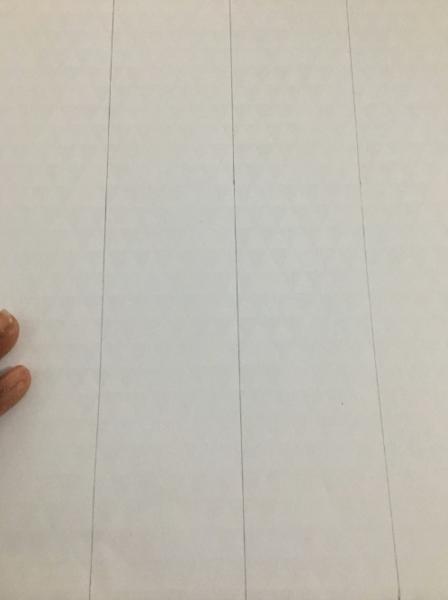 Mon calendrier de l'avent trompe l'oeil-Etape 3 Décorer les boites d'allumettes