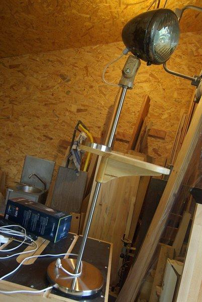 Transformer un phare en lampe de chevet !-Assembler les phares - lampes de chevet !