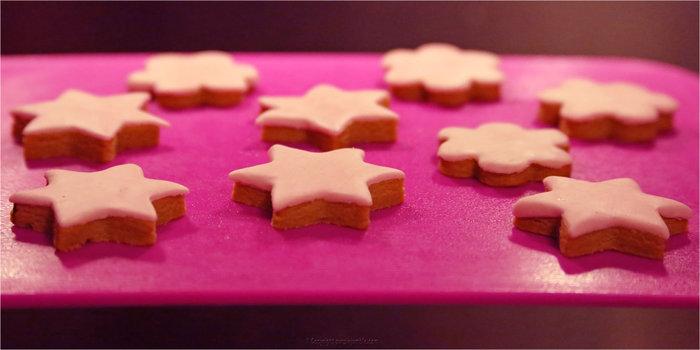 Mes Happy Biscuits -Décorer les biscuits