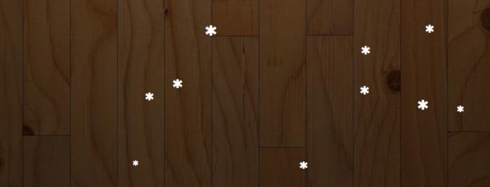 Un Tableau de Bord numérique – v2 !-Module Neige