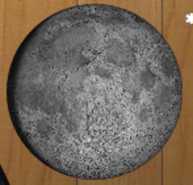 Un Tableau de Bord numérique – v2 !-Module Xplanet_lune