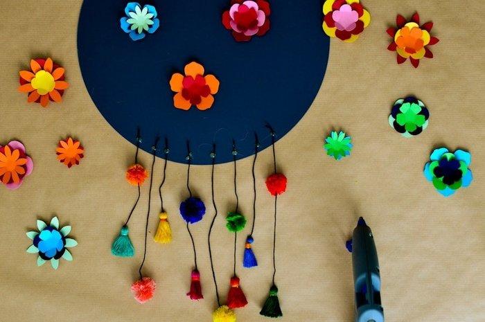 Le miroir de Frida Kahlo-Décoration du miroir