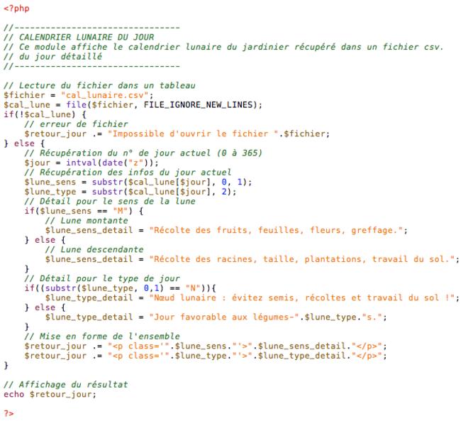 Un Tableau de Bord numérique – v2 !-Module Lune_jour