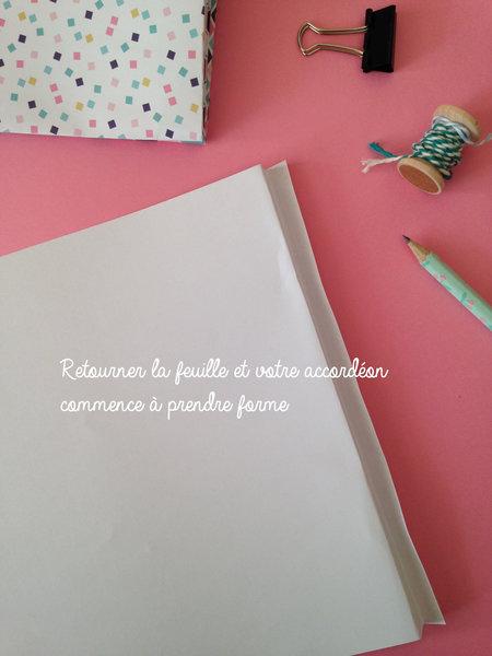"""Créer un carnet """"pochettes""""-Le titre de votre étape ici"""