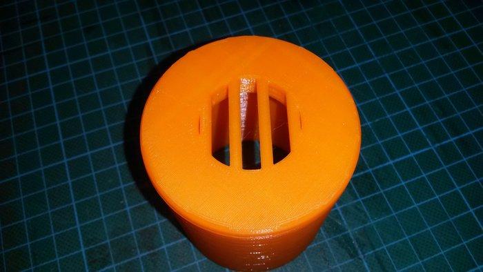 La boîte à Meuh électronique-Impression d'une jolie boite