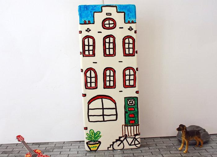 Un objet du quotidien revisité en mode Amsterdam !-Passez au four
