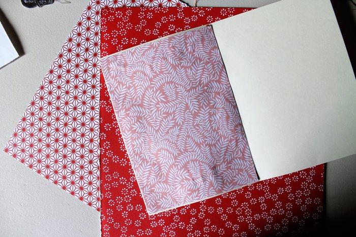 DIY Carte de Pâques-Finitions