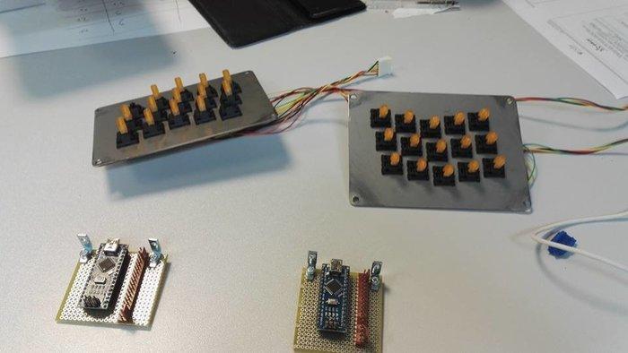 Création d'un accordéon MIDI-Du Raw Data au CAD