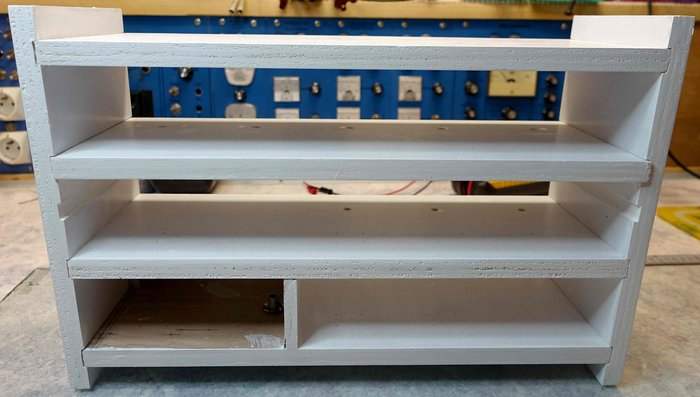 Carillon 13 cloches avec horloge RTC et DCF.-Découpe des planches