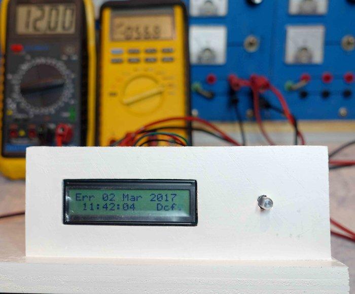 Carillon 13 cloches avec horloge RTC et DCF.-Câblage des éléments électroniques
