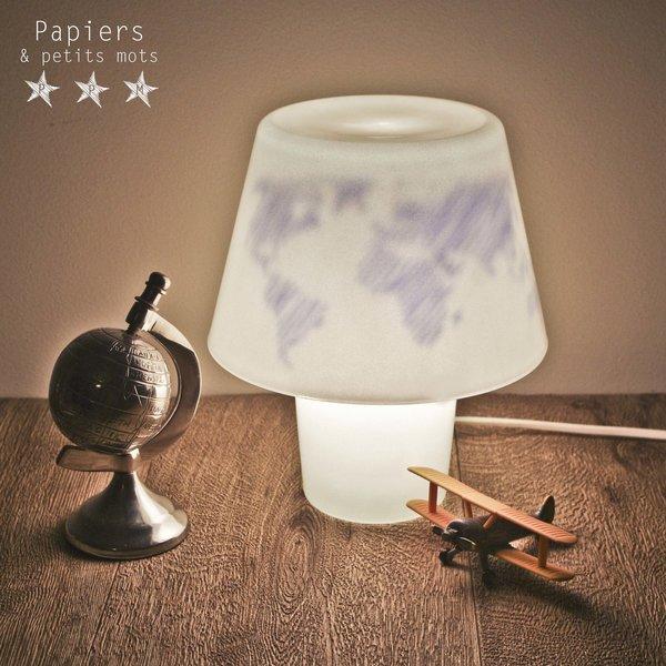 Une lampe magique-Place à la magie