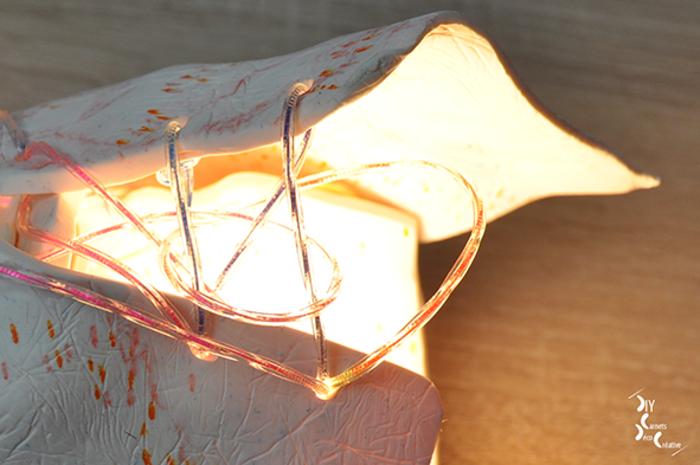 Une lampe à poser ou à suspendre-Vous avez fini !