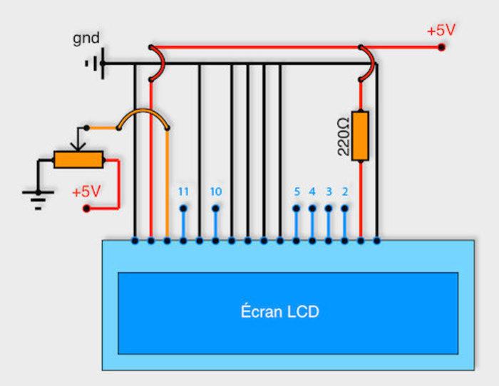 Brassage de bière par Arduino-Ecran LCD