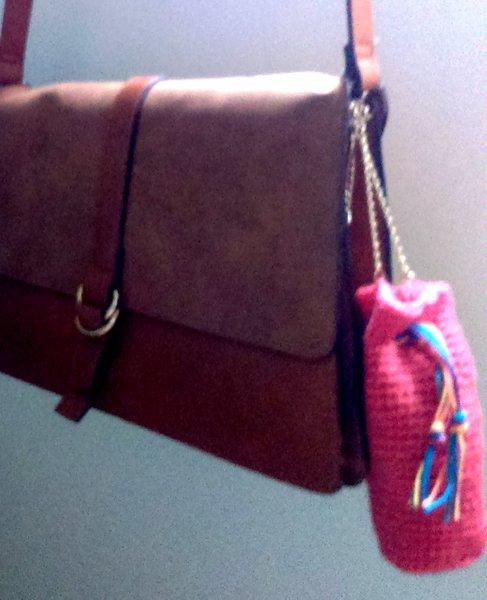 Micro-sac : Projet DIY Color-pop-et voilà !