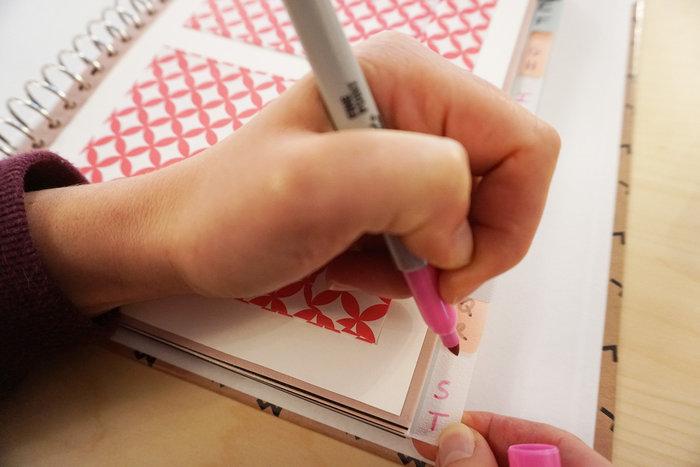 Classeur pour lettres de ©Lightbox-Le titre de votre étape ici