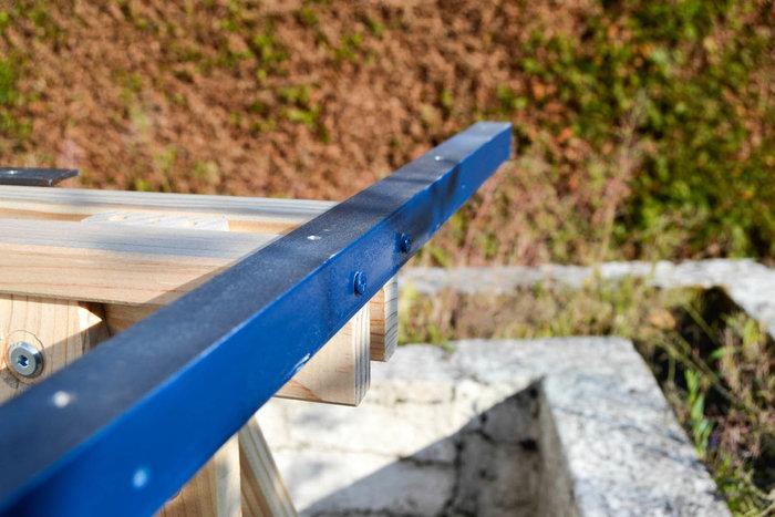 Moderniser une table en porte-plantes rétro-FIXER