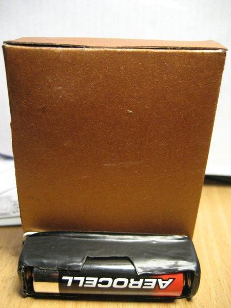 Colombe sur plaque époxy cuivre LED RGB changeante-Insertion de la LED RGB et finition