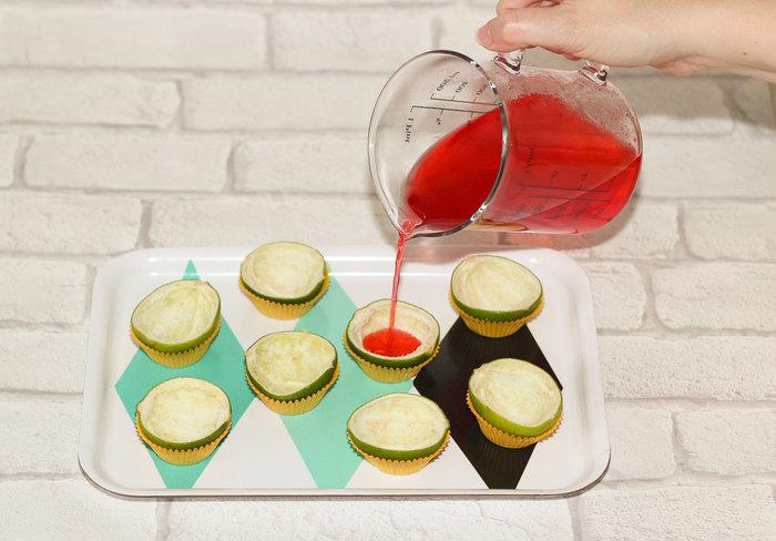 Gello Shot pastèque #CocoCrea12-Remplissage