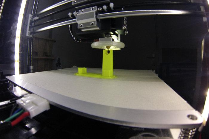 Plug and Make-fabrication des pièces
