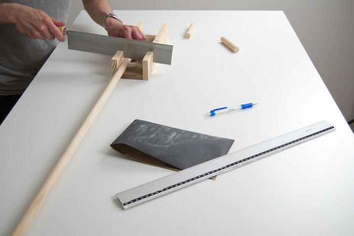 Plug and Make-préparation des pièces du mode organiseur de bureau