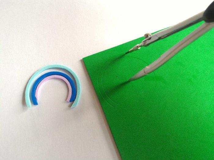 Carnet Rainbow-Faire l'arc en ciel