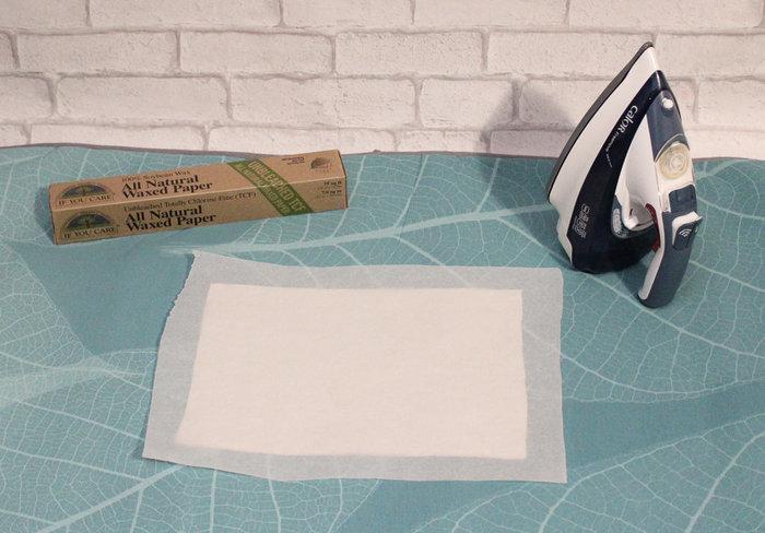 Impression textile sur affiche Gold Tropic #CocoCrea2-La préparation du tissu