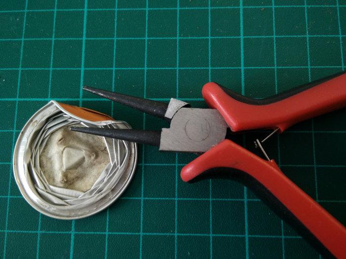 Fabriquer des barrettes à partir des materiaux recyclés-Des barrettes en capsules nespresso