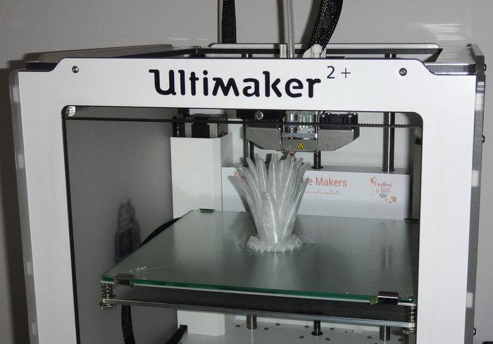 Ananas 3D lumineux #CocoCrea19 -Imprimer les 2 parties
