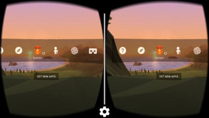 Lunettes de réalité virtuelle en carton-Utilisation