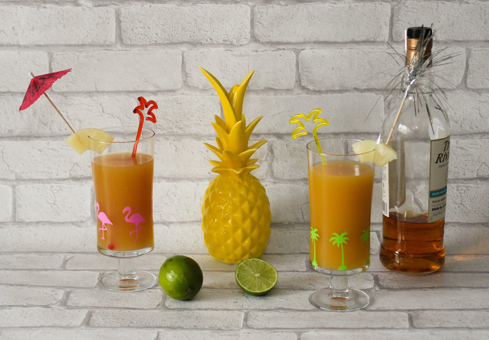 Cocktail Maitai Tahiti #CocoCrea11 -La dégustation