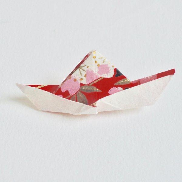 DIY : Il était un petit navire...-Bateau - étape 3