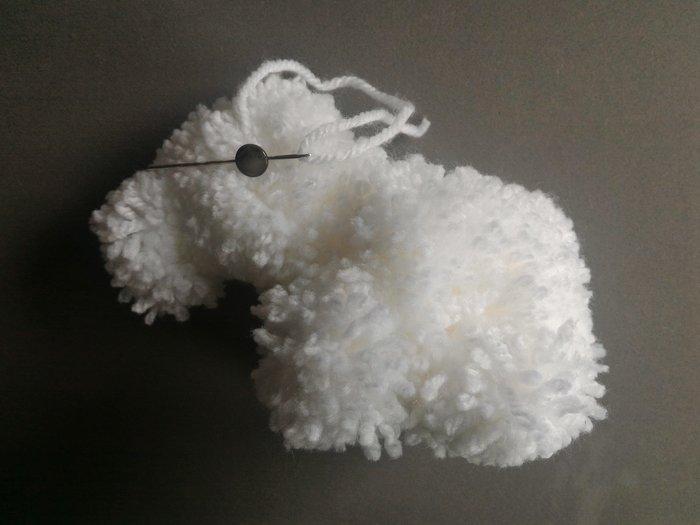 Bébé licorne arc en ciel -Réaliser les yeux de la llicorne