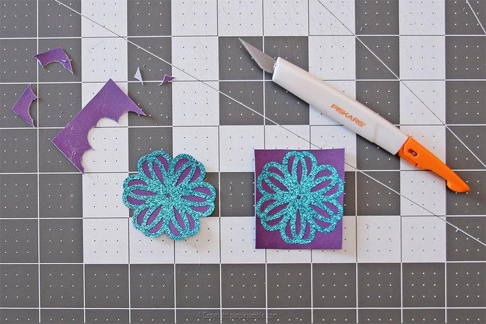 Il est l'heure d'aller travailler : des accessoires customisés-Fabriquer une décoration à accrocher