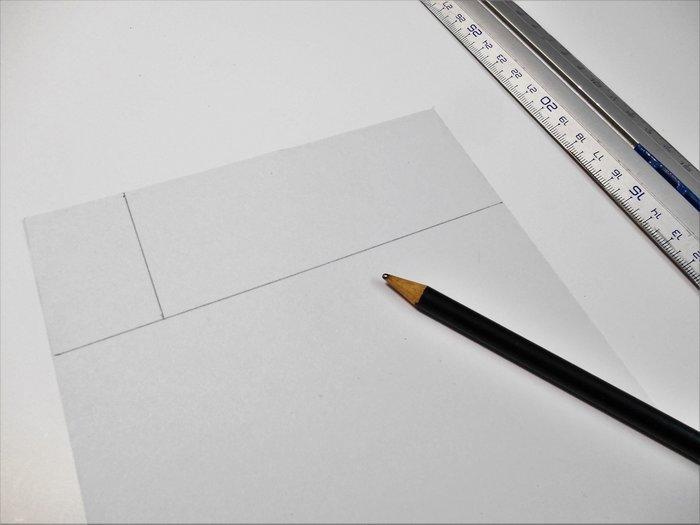 Marque-place Chaise Longue #CocoCrea14-Découpage du papier