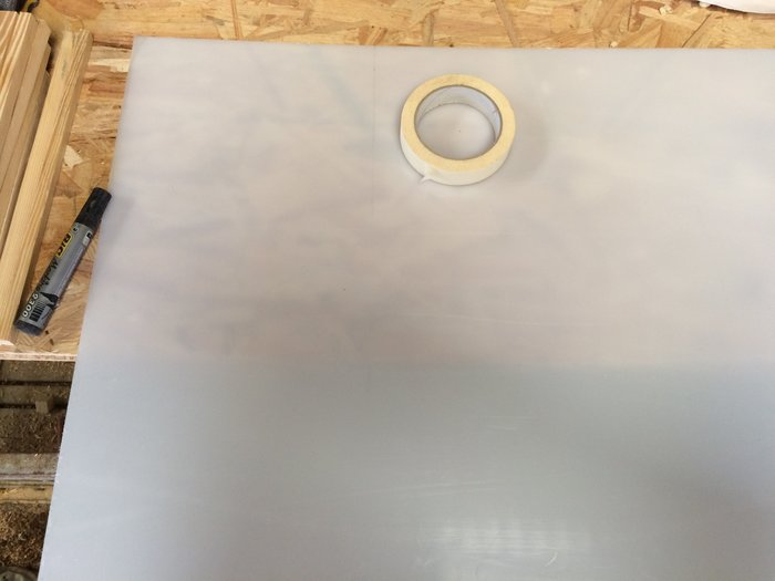 Fabriquez votre propre Lightbox !-Préparation du plexiglass