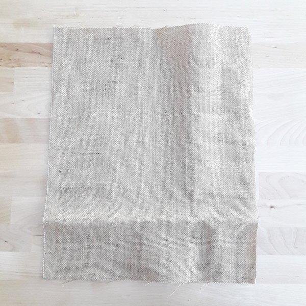 """""""DIY Moi l'Heure """" : La goûter box !-La découpe du tissu"""