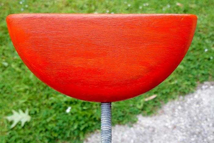 Décoration design et originale en bois-Mise en couleurs des pièces