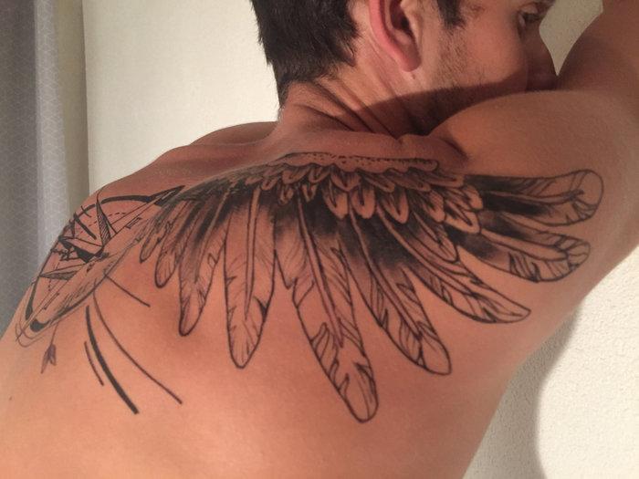 DiY moi qu'il est l'heure de se faire tatouer-Le titre de votre étape ici