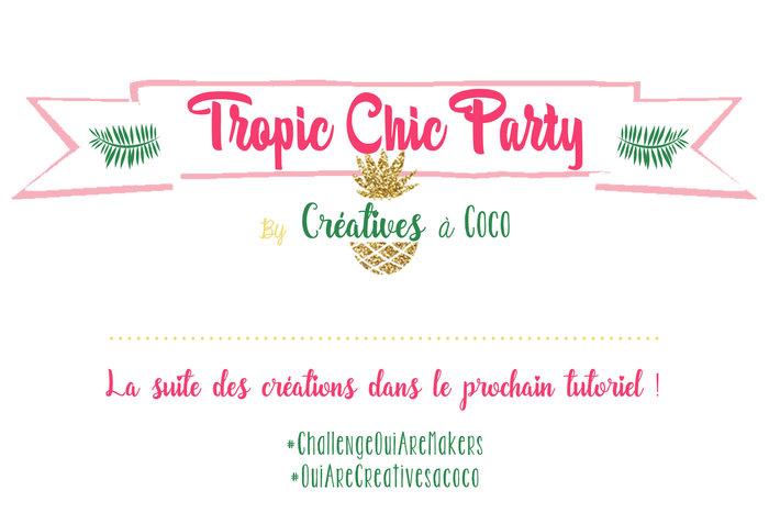 Danse Ori Tahiti #CocoCrea20-Tropic Chic Party