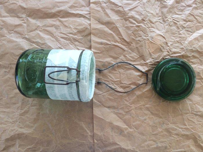 Le Vase Ananas-ETAPE 1 _ LA PEINTURE DE L'ARMATURE METALLIQUE
